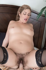 Alicia Silver has hot sex in her bedroom  - pic #12