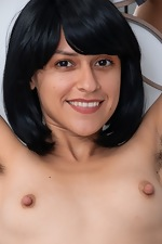 Andy Moon strips naked after enjoying her tea - pic #2
