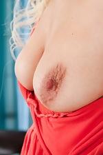 Pantyhose turns hairy girl Ashleigh McKenzie on - pic #6