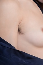 Atisha strips naked after finishing her cleaning - pic #2