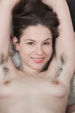 Canella is beautiful in blue and naked too  - pic #8