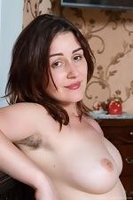 Ella Nori masturbates after posing in her lingerie - pic #15