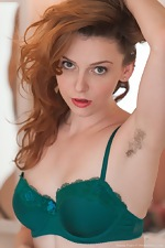 Emma Evins enjoys toys and vibrators in bed  - pic #5
