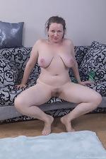 Eva Brawn enjoys a very naughty workout today - pic #3