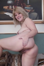 Jodie Dallas strips off grey sweater in bed  - pic #13