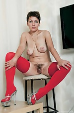 There is nothing more fun than Karina's toy - pic #9