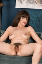 Kate Anne strips naked on her new sofa  - pic #15