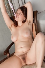 Lena Lake strips naked by her window looking hot - pic #9