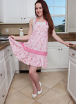 Annabelle Lee gets hairy in the kitchen - picture #2