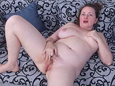 Eva Brawn enjoys a very naughty workout today