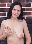 Isadora Hairy Pussy Girl
