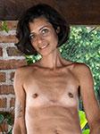 Bruna Hairy Pussy Girl