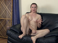Introducing the sexy Annabelle Lee who gets naked